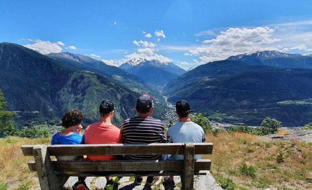 Ein Wochenende auf der Alp