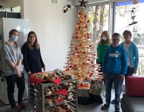 Der Stiftung Bubenberg-Weihnachtsbaum